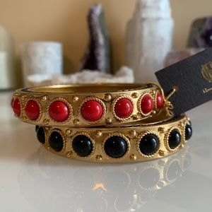 House of Harlow bangles